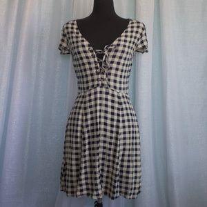 Ralph Lauren VTG  Ginham Dress